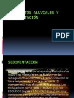 sedimentos aluviales y sedimentacion.pptx