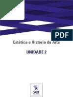 Guia de Estudos Da Unidade 2 - Estética e História Da Arte