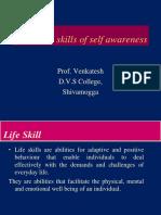 Life Skill Venkatesha Sir