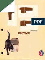 Sylvania AlleyKat Outdoor HID Wall-Pole Series Brochure 3-83
