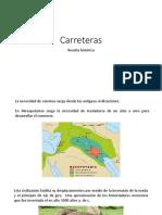1. Historia de Las Carreteras