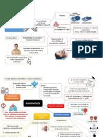 mapas mentais fisioterapia hospitalar
