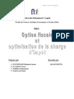 Expos Final Fiscalit Du 24-12-2007