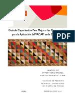2 Guia de Capacitacion Para Mejorar Competencias VACAM Zona Rural