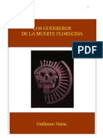 Marin, Guillermo - Guerreros de la muerte florecida