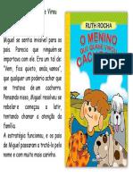 Capa Livro Painel