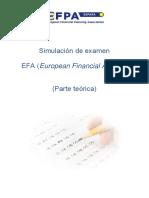 Simulacion Examen Efa Completo