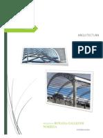 Diseño de La Estructura Metálica