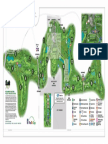 2018 FedEx St. Jude Classic Course Map