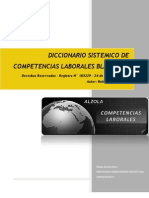 790 Diccionario Sistemico de Competencias Laborales Blandas Indice General
