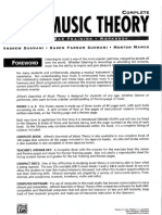 Alfred's Music Theory Essentials Book for SMP