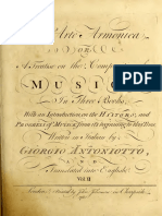 Antoniotto, L'ArtearmonicalMusic