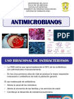 1era Clase - Generalidades de La Terapia Antibacteriana