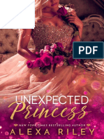 Libro Unexpected Princess