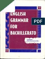 English Grammar for Bachillerato.pdf