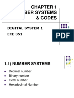 Chapter 1 Ece351 Digital Systems