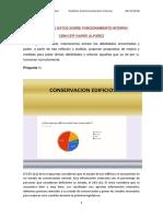 Análisis de Datos Sobre Funcionamiento Interno Del Cbm-Ceip Garre Alpañez