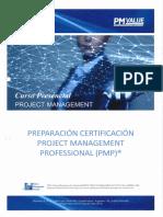 PMvalue preparacion examen