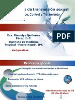 44 - Infecciones de Transmisión Sexual. Diagnóstico, Control