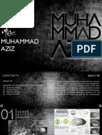 Muhammad Aziz Professional Portfolio