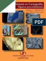 Analisis y Sintesis en Cartogra - Adriana G. Madrid Soto