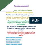 Pamela y Sus Amigos (1)