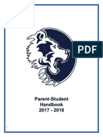 BHS Parent-Student Handbook