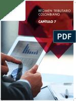 CAP7-Regimen Tributario Colombiano 2016