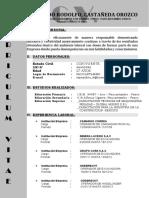 Curriculo a PDF