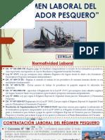 El Régimen Laboral del Trabajador Pesquero