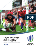 World Rugby Laws 2018 ES