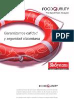 Catalogo FoodQuality