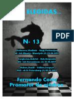 Mis Partidas de Ajedrez Elegidas-13