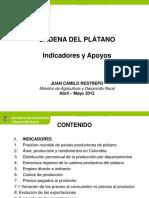 Cifras Sectoriales - 2012 Mayo