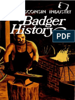 Badger History Early Wisconsin Industry