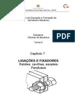Cap7 -Ligações e Fixadores