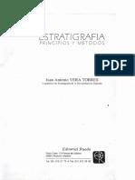Estratigrafia_ Principios y Met - Juan Antonio Vera Torres