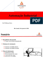 Aula Automação Industrial