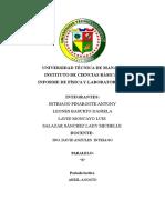 INFORME FISICA III ELECTRIZACION.docx