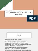 Neoplasia Intraepitelial Vaginal1