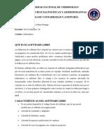 Software Libre, Comercial