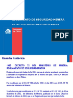 Presentacion Decreto Supremo Nº 132 AM V4