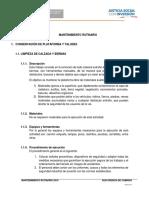 2.2. Especificaciones Generales y Tecnicas