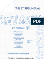 Tablet Sublingual Ppt