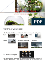 Características Del Clima