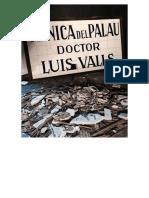 """MARIA ANELES BALADRON NAVARRO 2010-2015 """"JEFA DE PATRIMONIO DE BIENES DEL GOBIERNO DE LA COMUNIDAD VALENCIANA"""""""