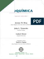 Bioquímica, 5a Edición - Berg y Stryer