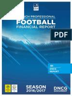 التقرير المالي للدوري الفرنسي لموسم 16-17