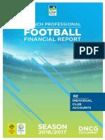 التقارير المالية لأندية لدوري الفرنسي لموسم 16-17