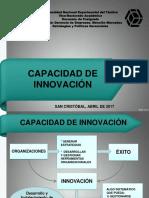 Capaciadad de Innovacion-presentacion